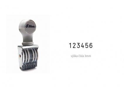 razitko shiny stamp office n 56 cislovaci 3 mm nahled