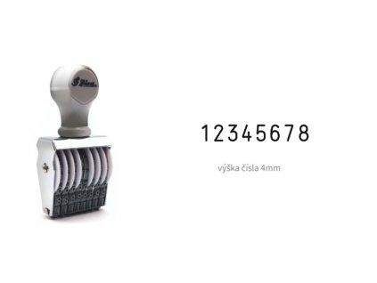 razitko shiny stamp office n 48 cislovaci 4 mm nahled