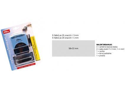 razitko shiny stamp vetsi s 884 modre sestavovaci nahled