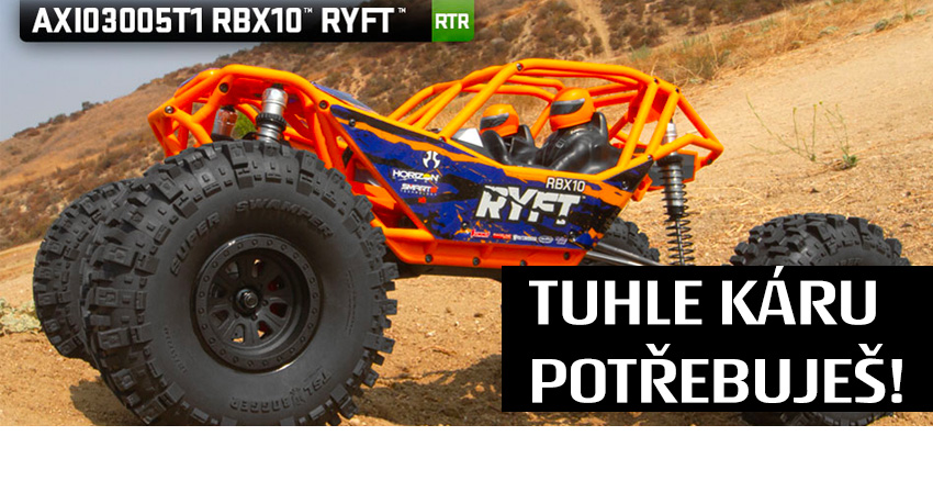 AXIAL RBX10 RYFT