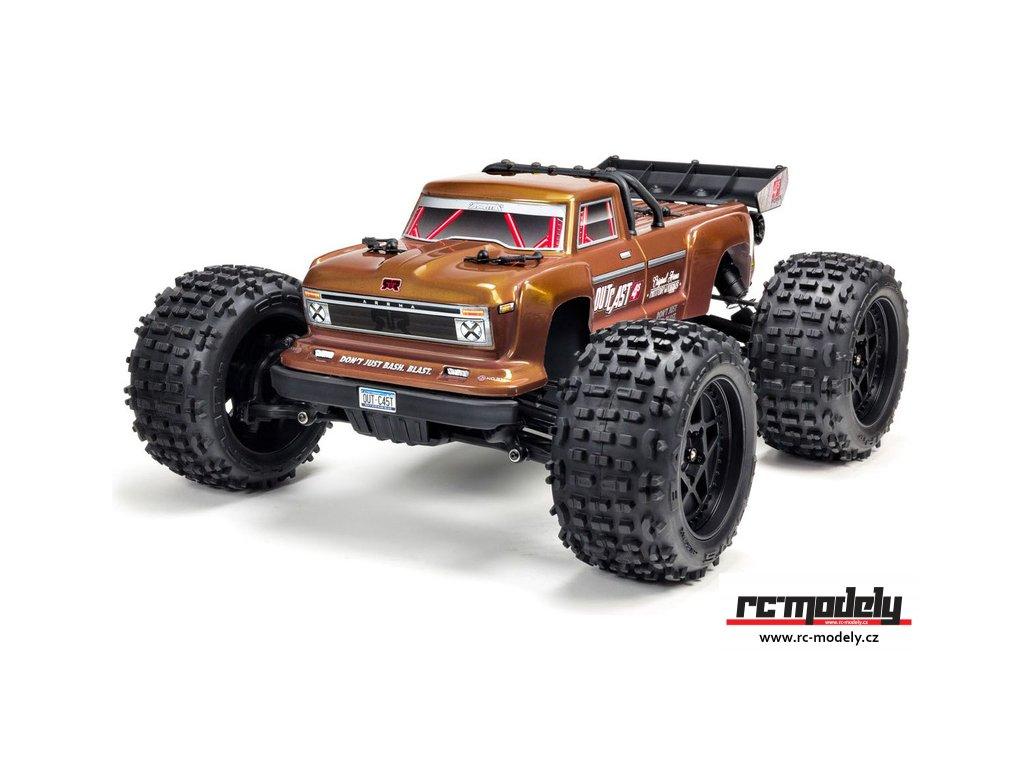 Arrma Outcast 4S BLX 1:10 4WD RTR
