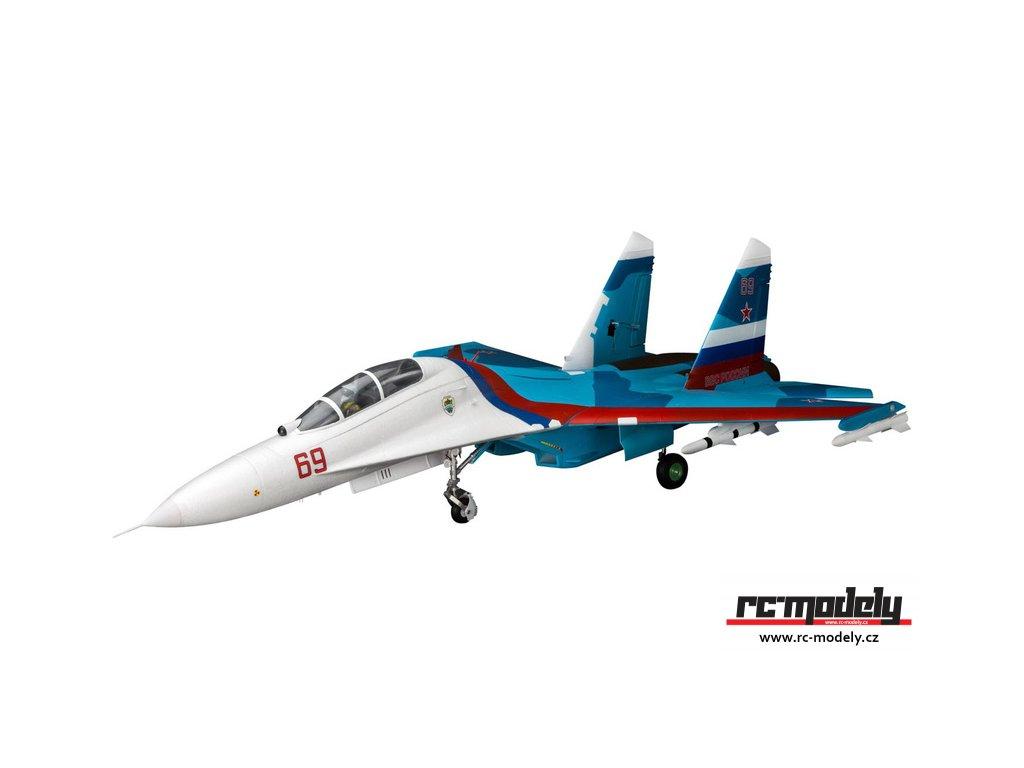 E-flite Su-30 1.1m SAFE Select BNF Basic