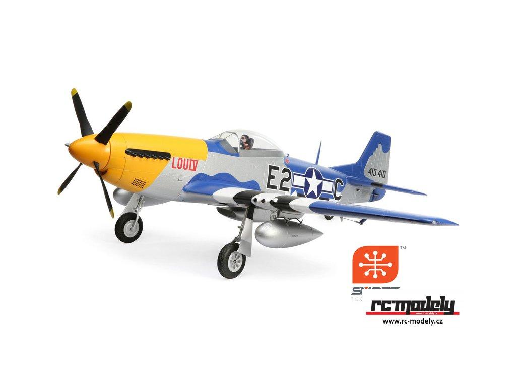 E-flite P-51D Mustang 1.5m PNP