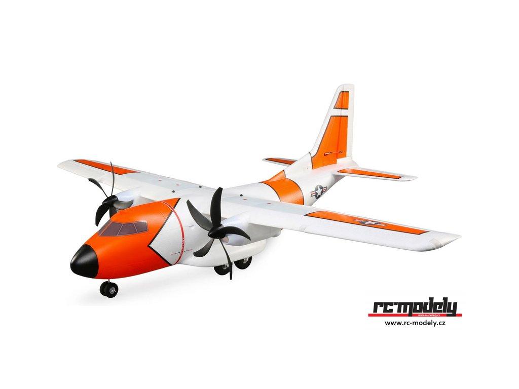 E-flite Cargo EC-1500 1.5m SAFE Select BNF Basic