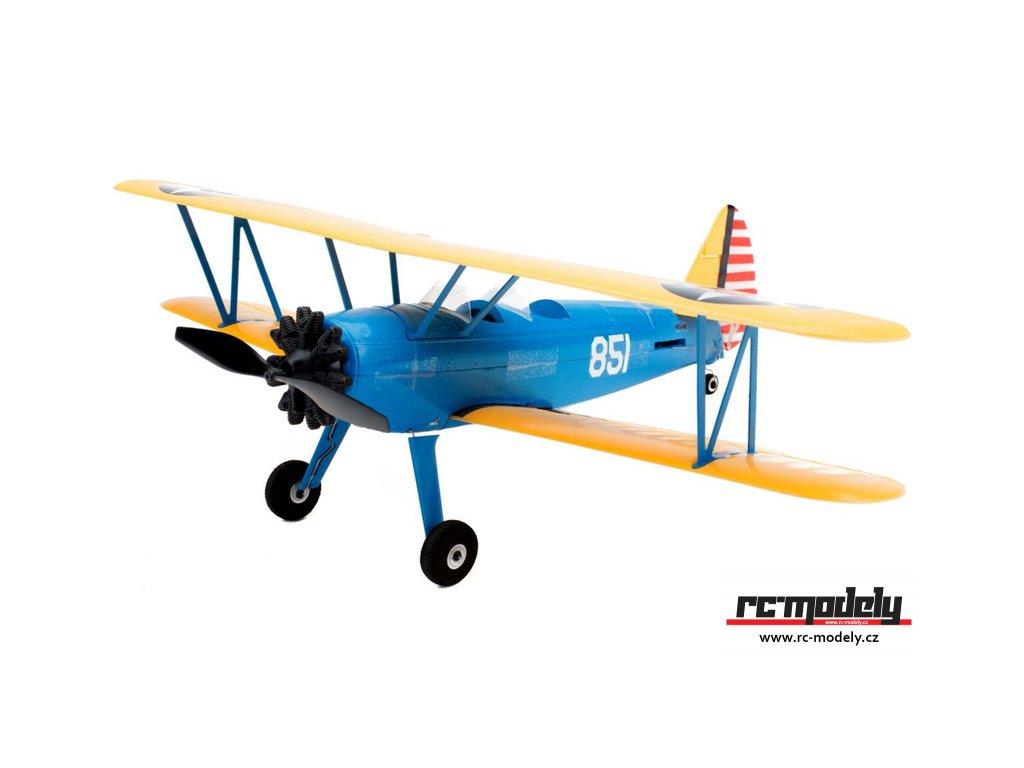 E-flite PT-17 Ultra Micro 0.4m AS3X BNF