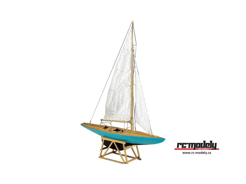 COREL S.I. 5.5m plachetnice 1:25 kit