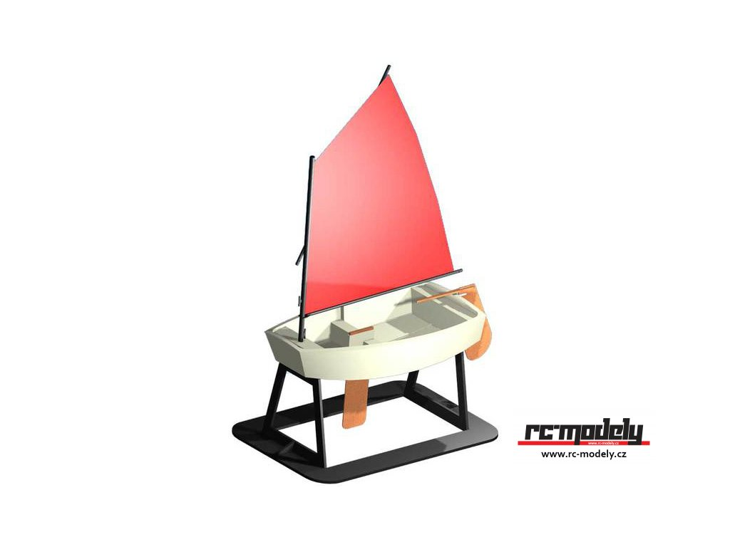 Krick Optimist plachetnice kit