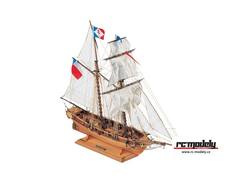 COREL La Toulonnaise 1823 1:75 kit