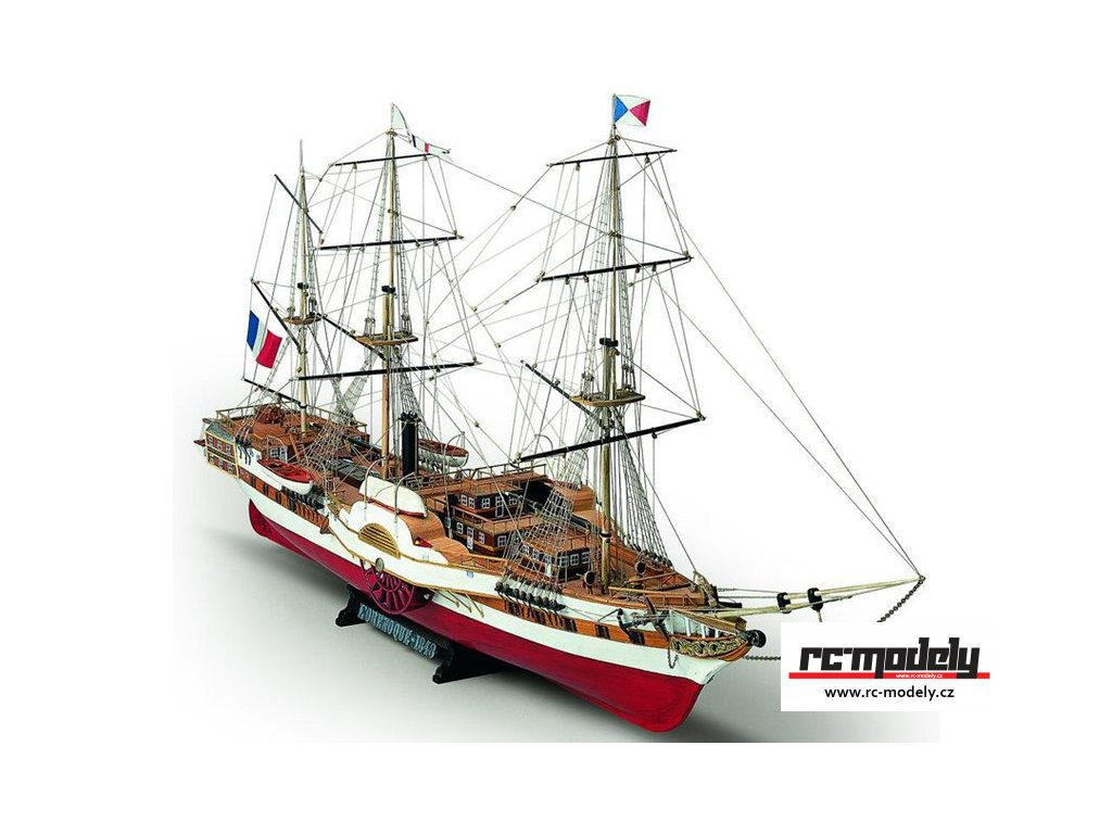 MAMOLI L'Orenoque 1848 1:100 kit
