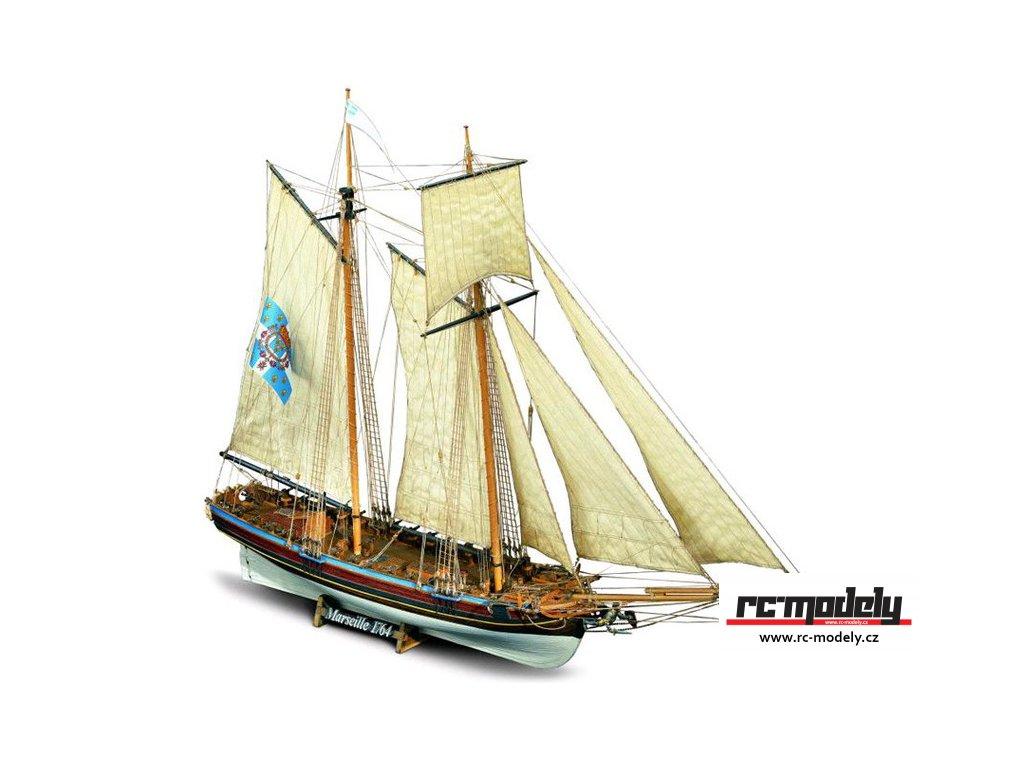 MAMOLI Marseille 1764 1:64 kit