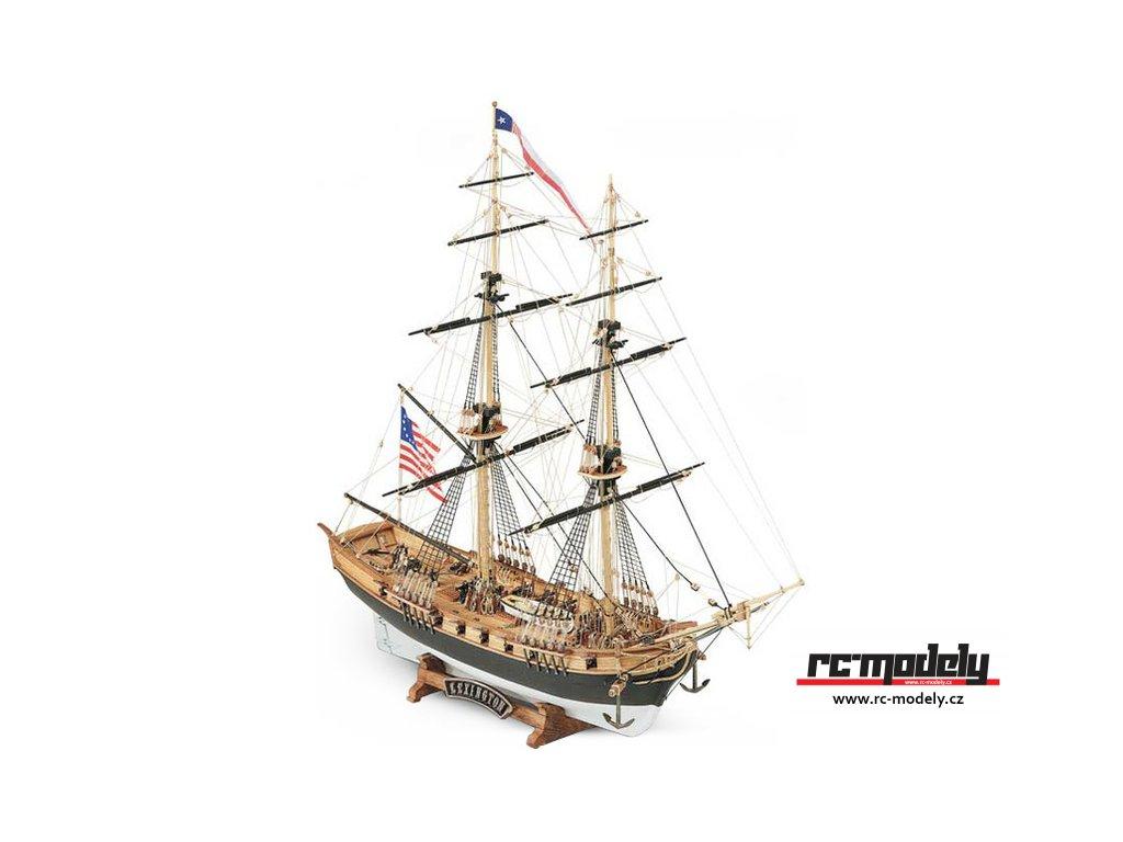 MAMOLI Lexington 1775 1:100 kit