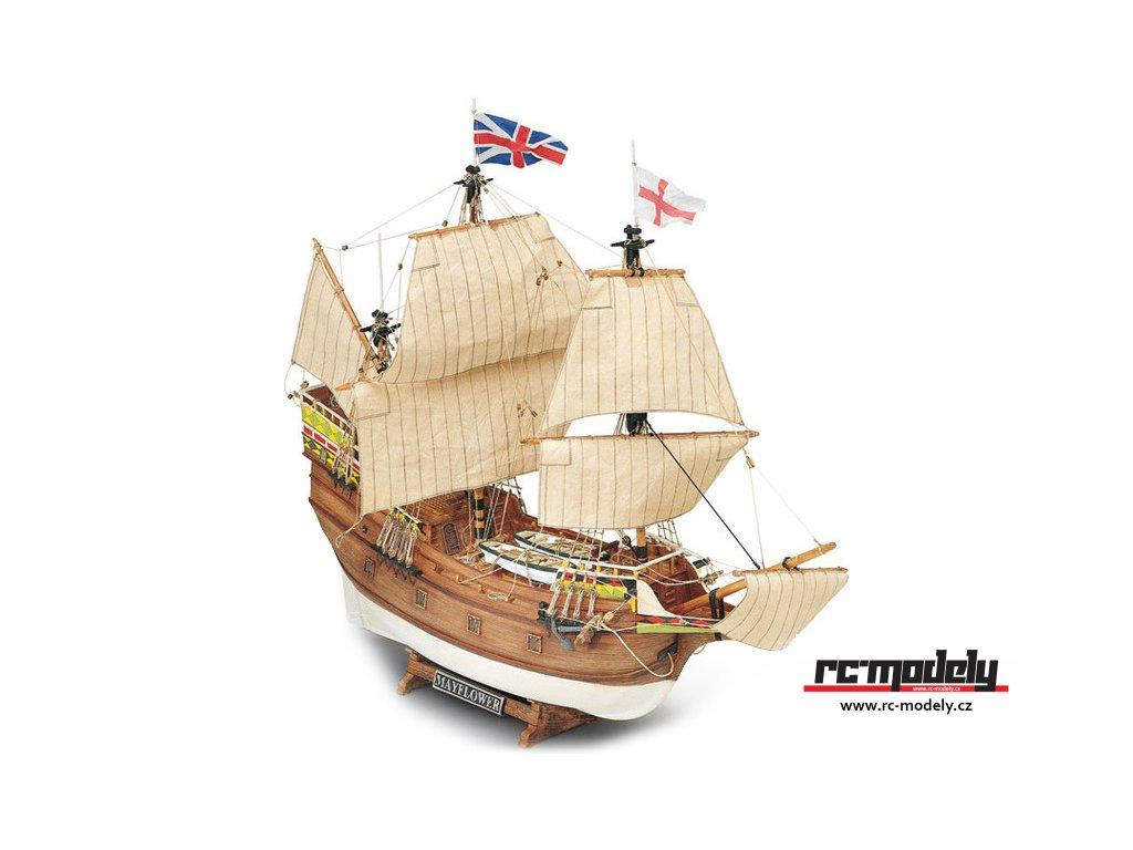MAMOLI Mayflower 1609 1:70 kit