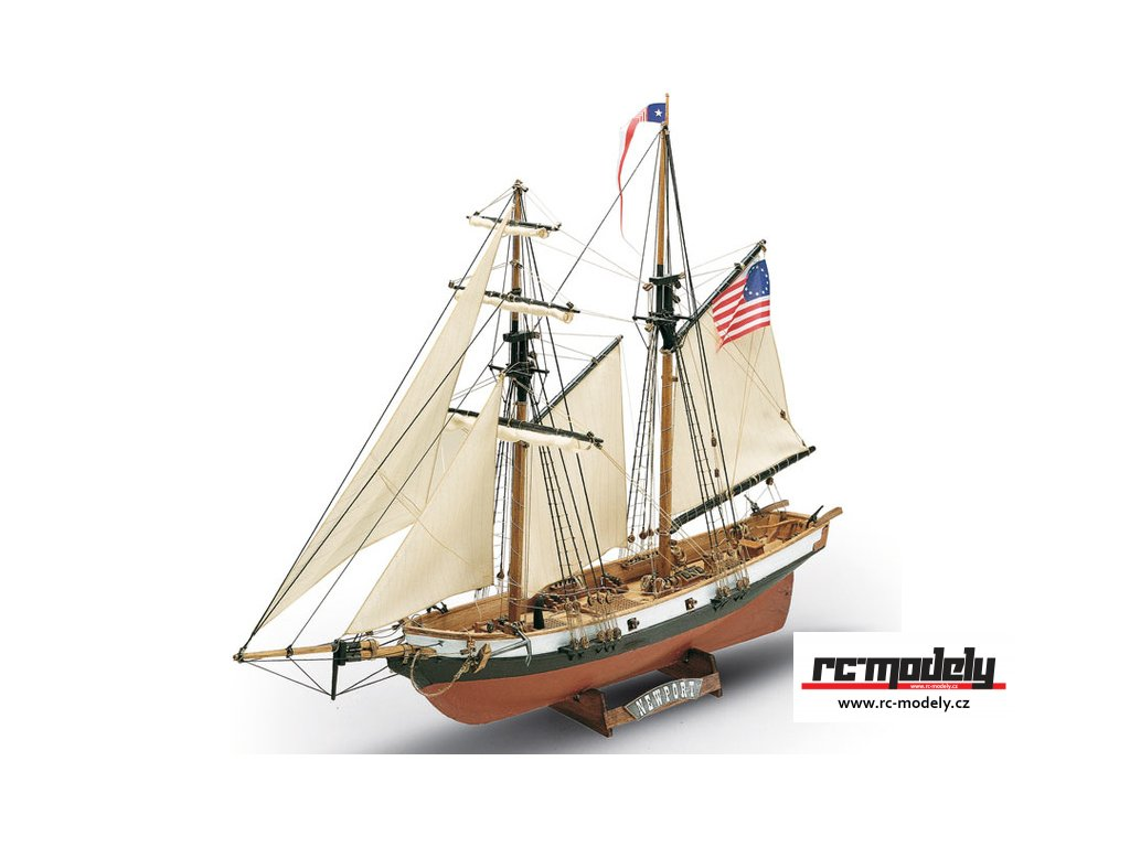 MAMOLI Newport 1:57 kit