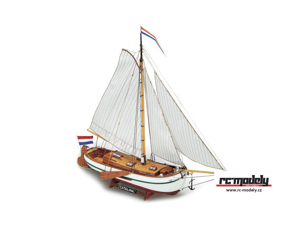 MAMOLI Catalina 1876 1:35 kit
