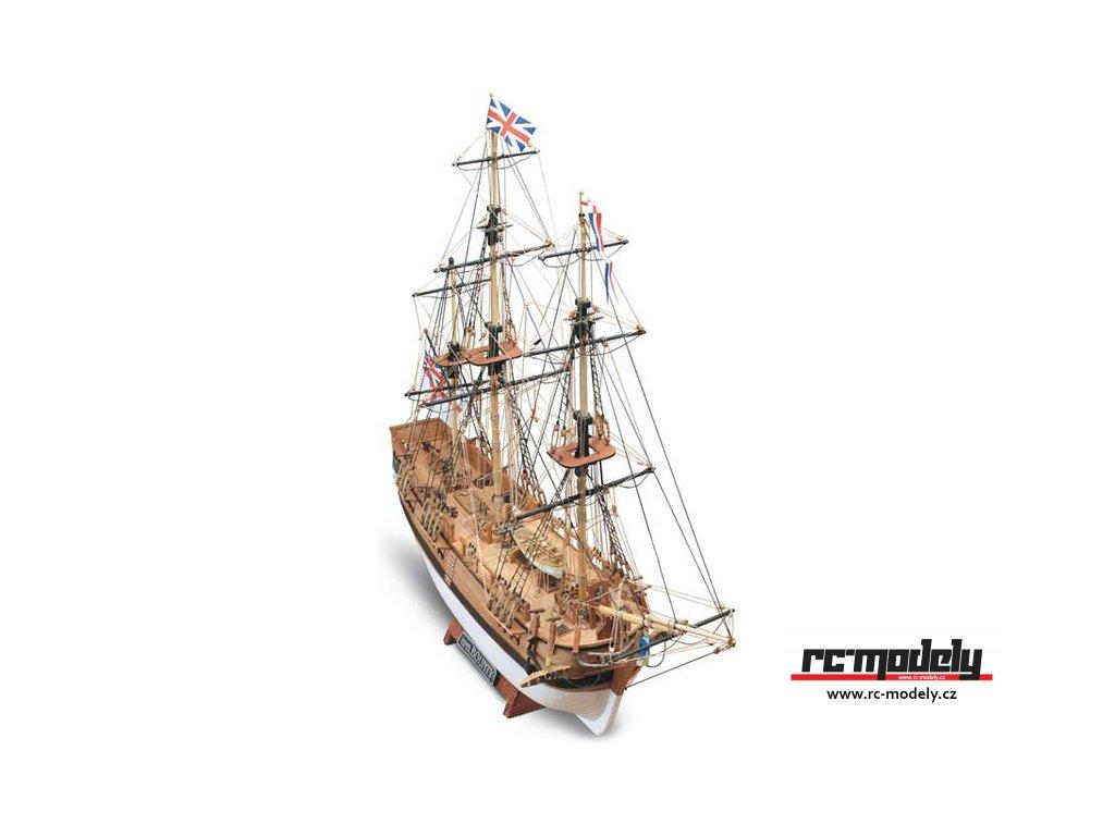 MAMOLI H.M.S. Bounty 1787 1:100 kit