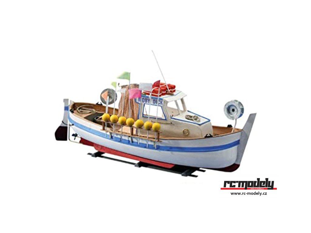 MINI MAMOLI Moby Dick 1:35 kit