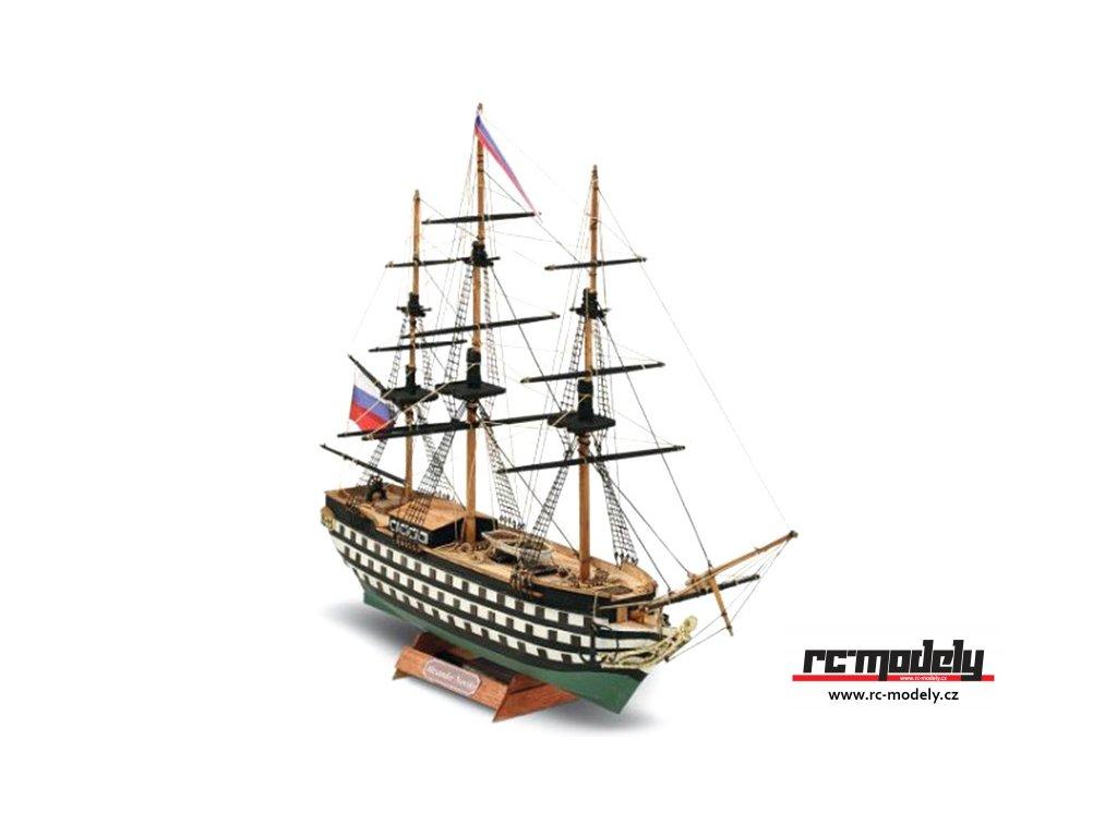 MINI MAMOLI Alexander Newsky 1:220 kit