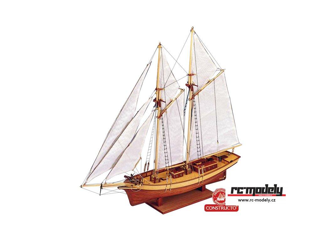CONSTRUCTO Carmen 1850 1:80 kit
