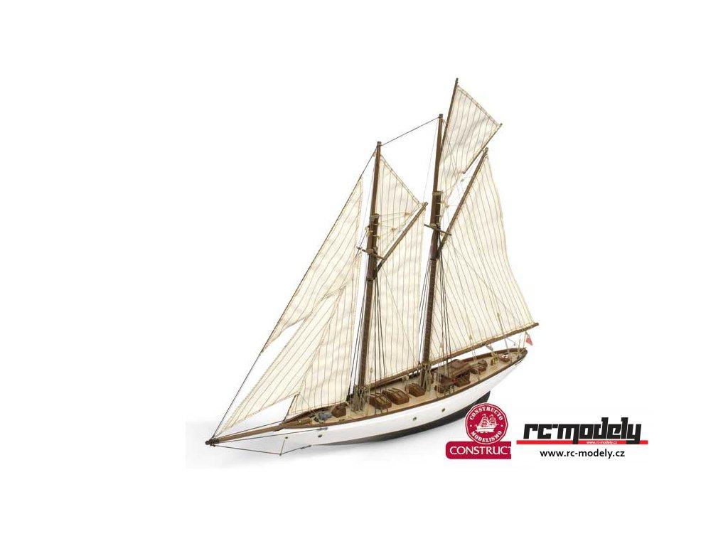 CONSTRUCTO Altair plachetnice 1931 1:67 kit
