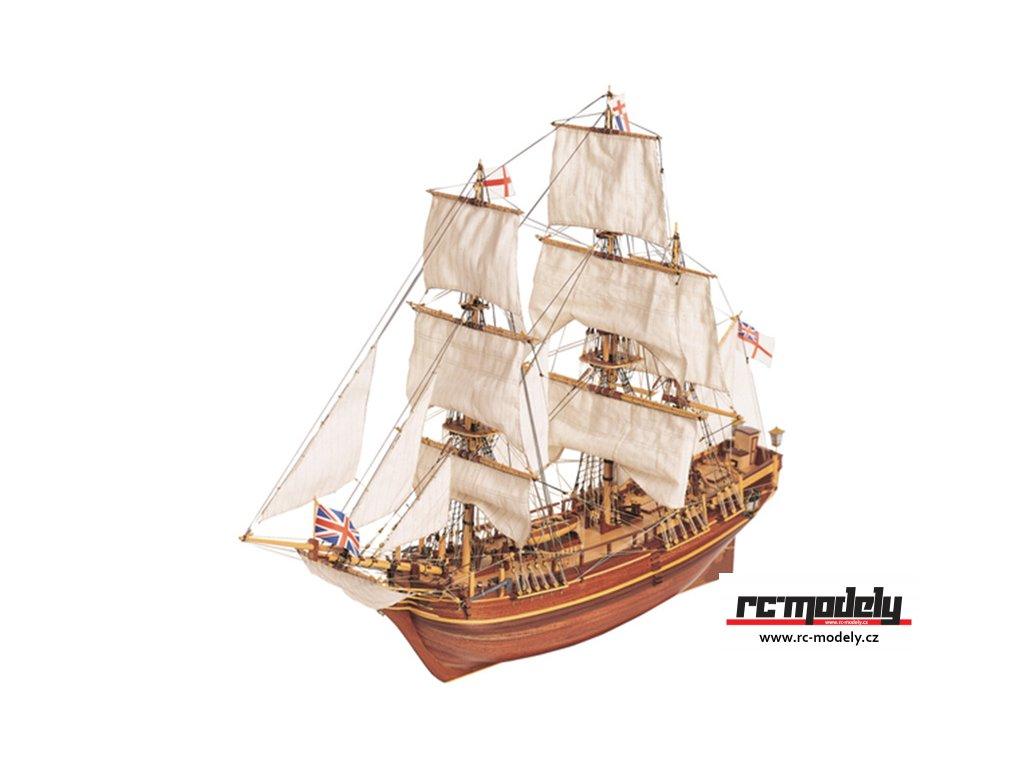 CONSTRUCTO H.M.S. Bounty 1:50 kit