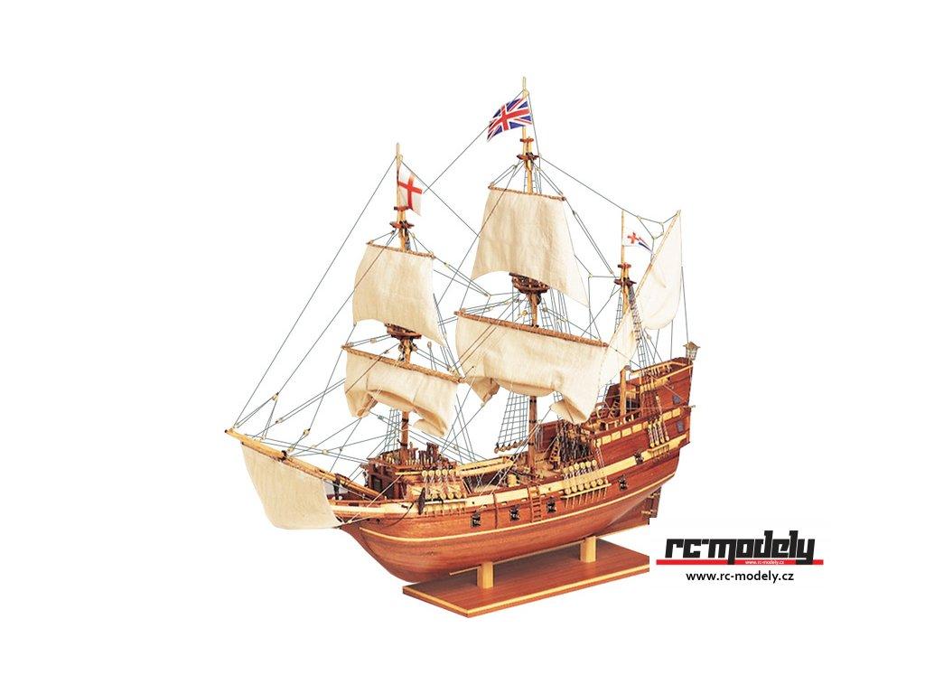 CONSTRUCTO Mayflower 1620 1:65 kit