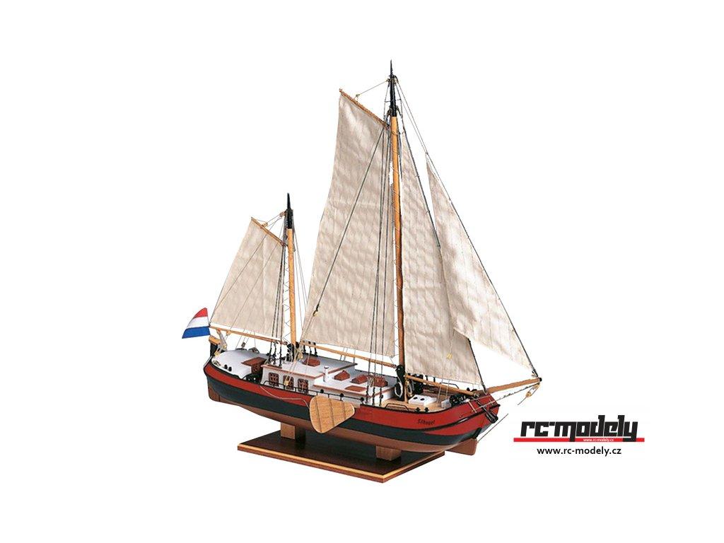 CONSTRUCTO Silhouet Atlantis 1893 1:60 kit