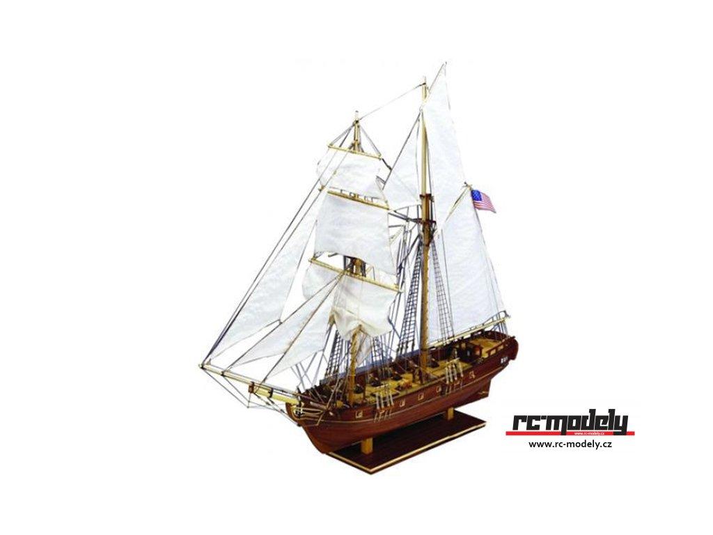 CONSTRUCTO Enterprise škuner 1799 1:51 kit