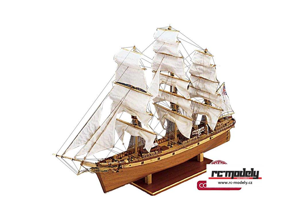 CONSTRUCTO Cutty Sark klipr 1869 1:115 kit