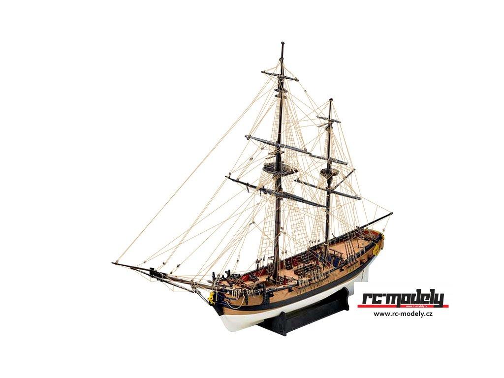 VICTORY MODELS H.M. Granado 1741 1:64 kit
