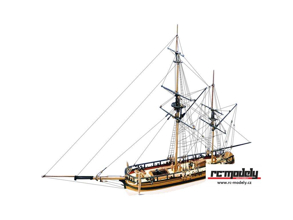 CALDERCRAFT Convulsion H.M. Mortar 1804 1:64 kit