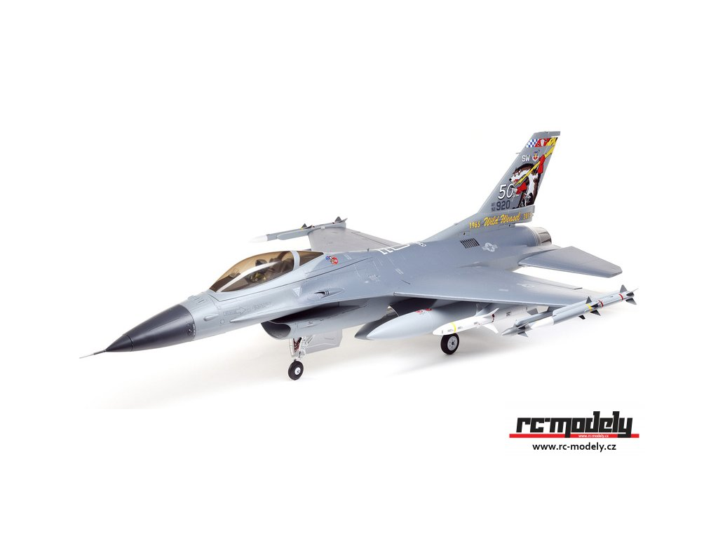 E-flite F-16 Falcon 80mm EDF ARF Plus