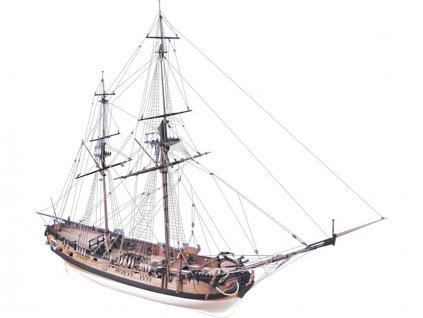 CALDERCRAFT H.M. Granado 1739 1:64 kit