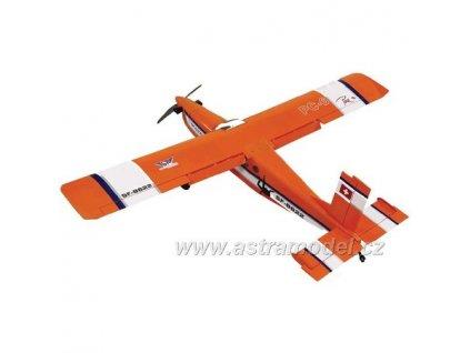 Pilatus PC-6 Turbo-Porter .40 1.6m ARF oranžový