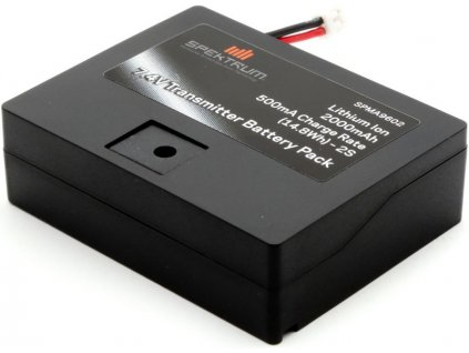 Spektrum baterie vysílače LiIon 7.4V 2000mAh