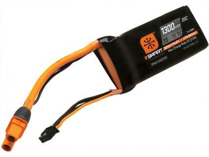 Spektrum Smart LiPo 11.1V 1300mAh 30C IC3