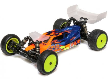 TLR 22 5.0 1:10 2WD Dirt Clay Race Buggy Kit