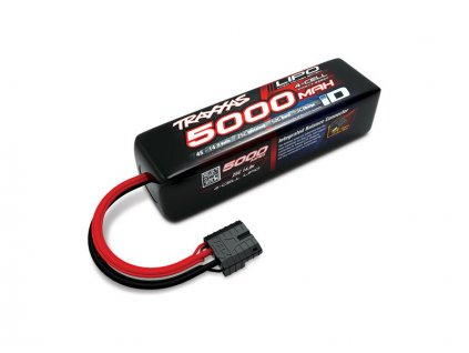 Traxxas LiPo baterie 14.8V 5000mAh 25C iD dlouhá
