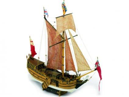 MAMOLI Yacht Mary 1:54 kit