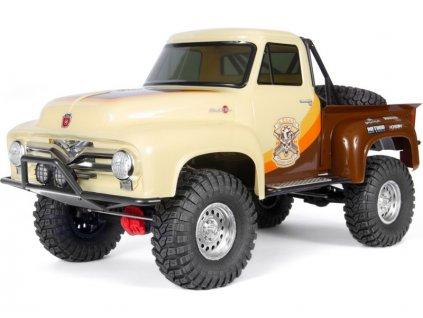 Axial SCX10 II Ford F-100 1955 1:10 4WD RTR hnědý