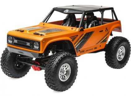 Axial Wraith 1.9 4WD 1:10 RTR oranžový