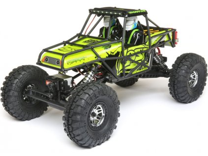 Losi Night Crawler SE 1:10 4WD žlutá