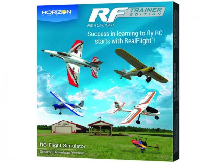 RealFlight Trainer Edition simulátor