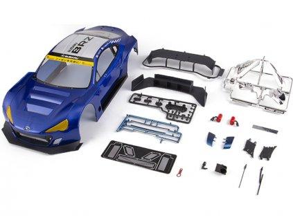 Killerbody karosérie 1:10 Subaru BRZ Sport modrá