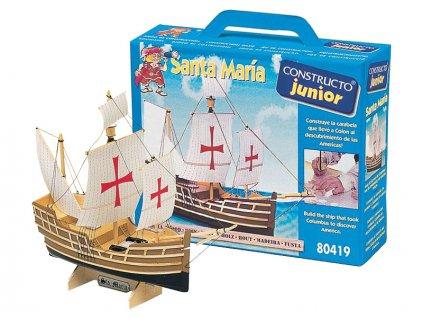 CONSTRUCTO Santa Maria Junior kit