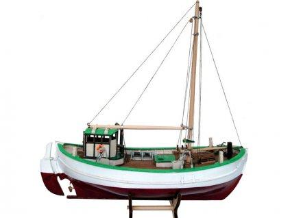 Nordic Claas Boats Svea Nordic Fischtrawler 1:15 kit