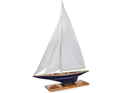 AMATI Endeavour plachetnice 1934 1:50 kit