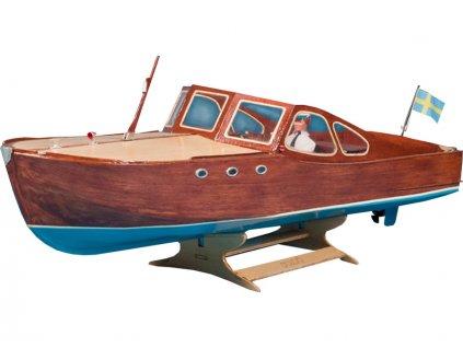Nordic Claas Boats Solö Ruff Daycruiser 1:10 kit
