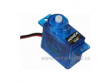 Servo MONZA 1,7kg.cm 0,10s/60° 4,8-6V Micro