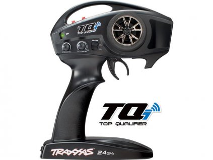 Traxxas vysílač TQi 2 kan. BlueTooth Ready