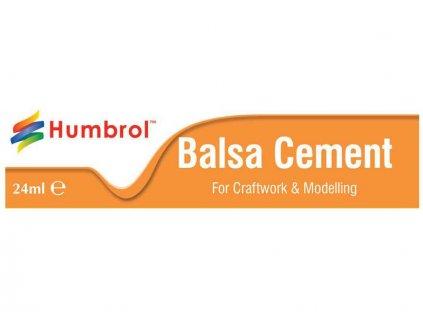 Humbrol Balsa Cement lepidlo na balzu 24ml